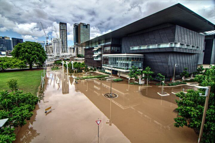 GOMA during flood GoMA Queensland Gallery of Modern Art GoMA Queensland Gallery of Modern Art 163742 1706668780144 3788093 n
