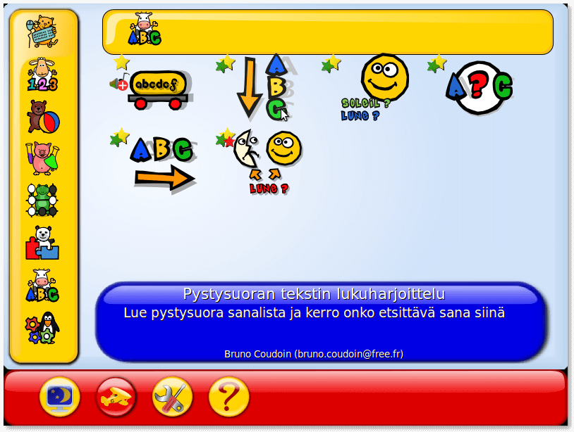 gcompris GCompris, the best suite of free educational software for children GCompris, the best suite of free educational software for children gcompris
